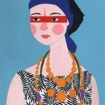 Amy Blackwell, ritratti folk di donne comuni | Collater.al 3