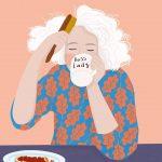 Amy Blackwell, ritratti folk di donne comuni | Collater.al 6
