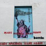 Bambi e la sua street art ironica e pungente | Collater.al 4
