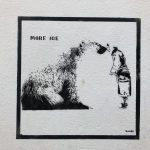 Bambi e la sua street art ironica e pungente | Collater.al 9