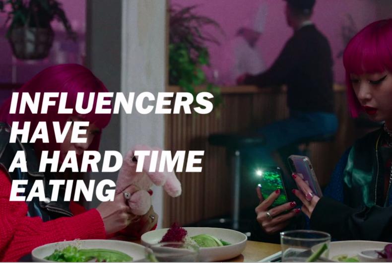 Be a follower, la campagna Diesel che ironizza sull'essere Influencer
