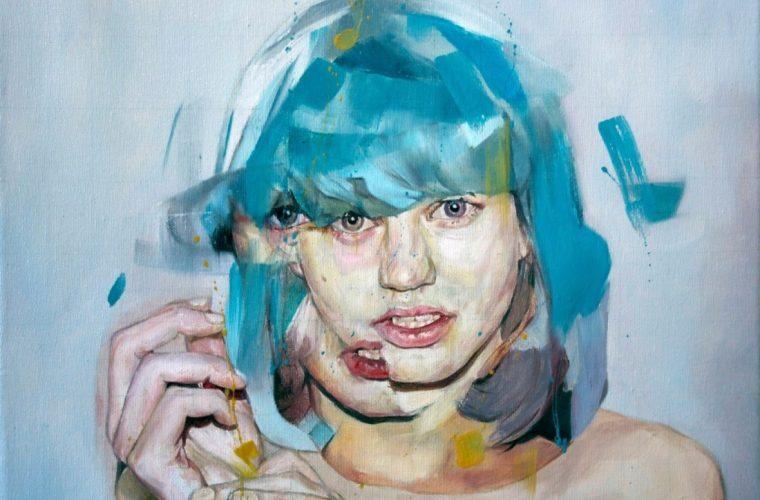 Benjamin Garcia dipinge visioni oniriche