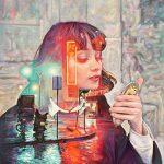 Cristian Blanxer realizza quadri che sembrano fotografie | Collater.al 5