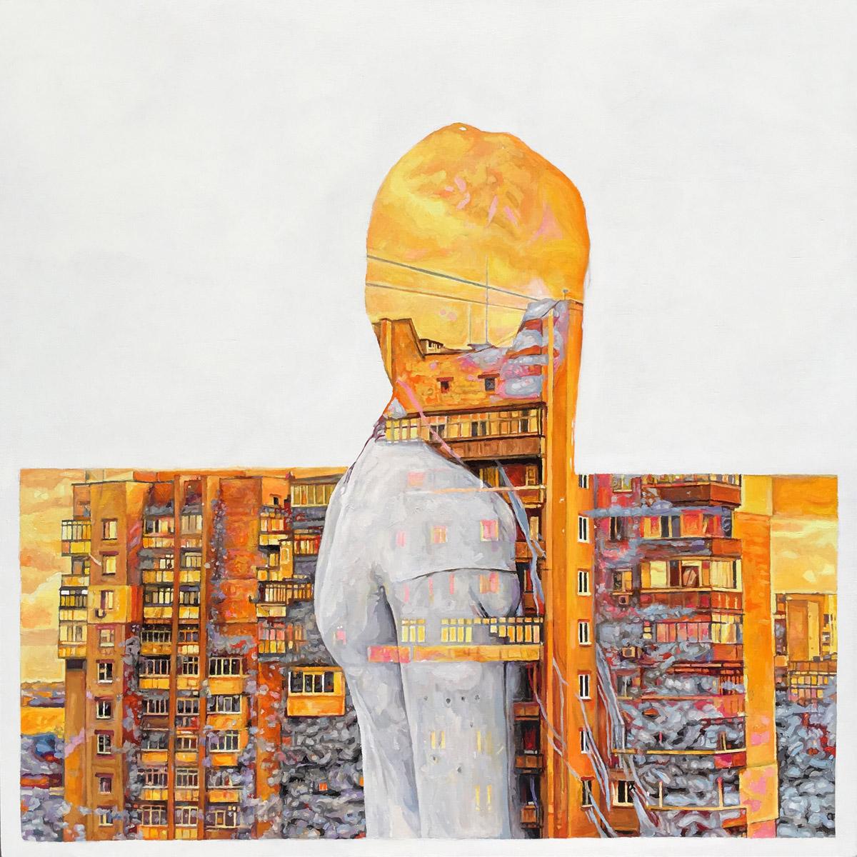 Cristian Blanxer realizza quadri che sembrano fotografie | Collater.al