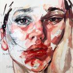 Elly Smallwood dipinge quadri NSFW pieni di sensualità | Collater.al 8