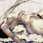Elly Smallwood dipinge quadri pieni di sensualità | Collater.al 4