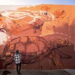Emily Ding, street art e natura selvaggia | Collater.al 10
