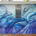 Emily Ding, street art e natura selvaggia | Collater.al 11