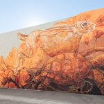 Emily Ding, street art e natura selvaggia | Collater.al 2