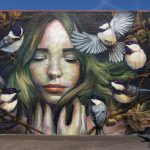 Emily Ding, street art e natura selvaggia | Collater.al 3
