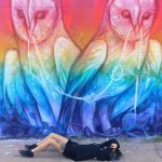 Emily Ding, street art e natura selvaggia | Collater.al 8