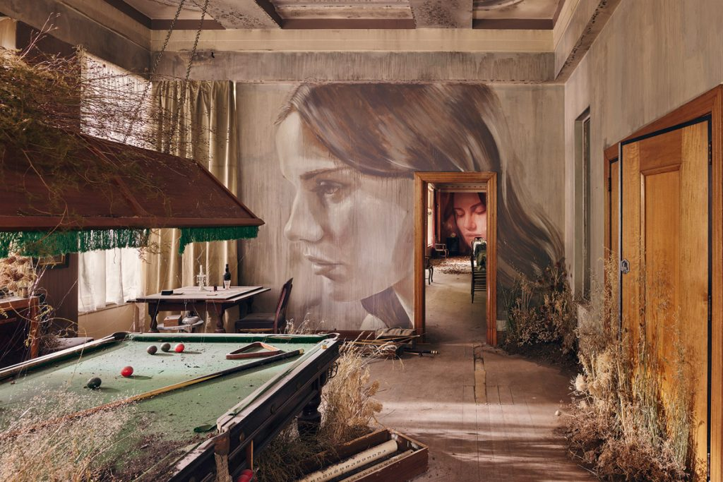 Empire, la suggestiva installazione di Rone | Collater.al