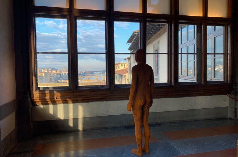 Essere, Antony Gormley's sculptures invade Florence