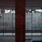 Geometry of Light, una griglia di laser rossi firmata MAS Studio | Collater.al 4