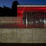 Geometry of Light, una griglia di laser rossi firmata MAS Studio | Collater.al 8