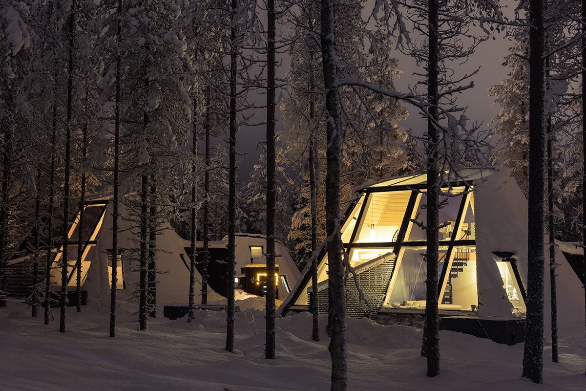 Glass Resort | Collater.al