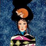 Hülya Özdemir ritrae le donne nei suoi acquerelli | Collater.al 1