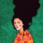 Hülya Özdemir ritrae le donne nei suoi acquerelli | Collater.al 7