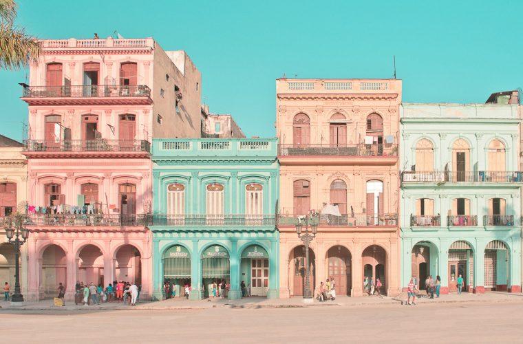 Helene Havard immortala L'Avana uscita dalle favole