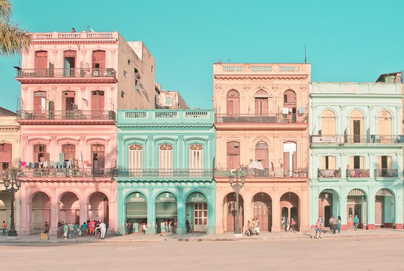 Helene Havard immortalizes Havana as if it were a fairytale