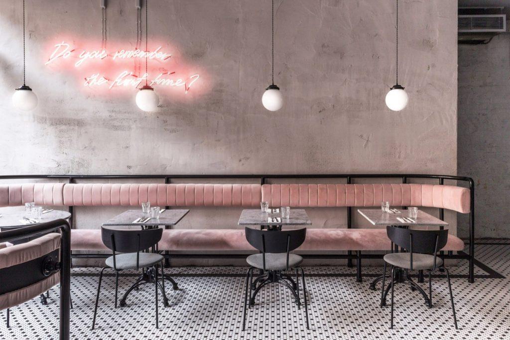 Il Grind restaurant di Londra firmato Biasol | Collater.al