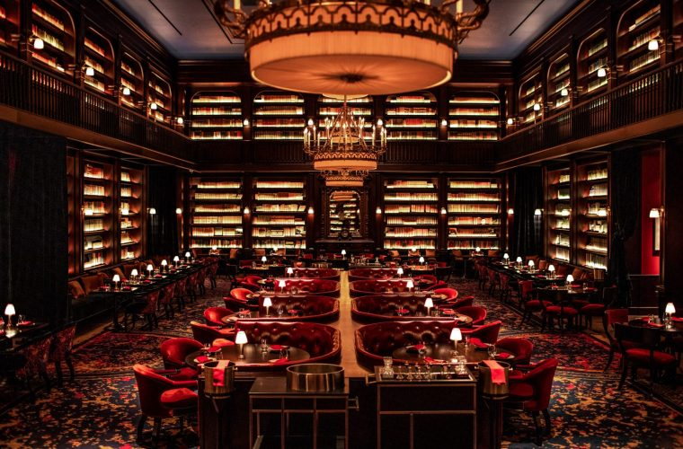 NoMad hotel, luxury and opulence in the Las Vegas Strip