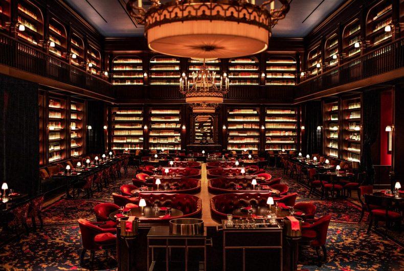 Il NoMad hotel, lusso e opulenza nella Strip di Las Vegas