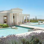Il luxury hotelAmanzoe è il paradiso della Grecia | Collater.al