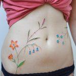 Jess Chen, la natura diventa un tatuaggio | Collater.al 8