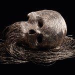 Jim Skull realizza sculture con fili e perline   Collater.al 1