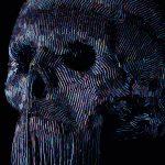 Jim Skull realizza sculture con fili e perline   Collater.al 4