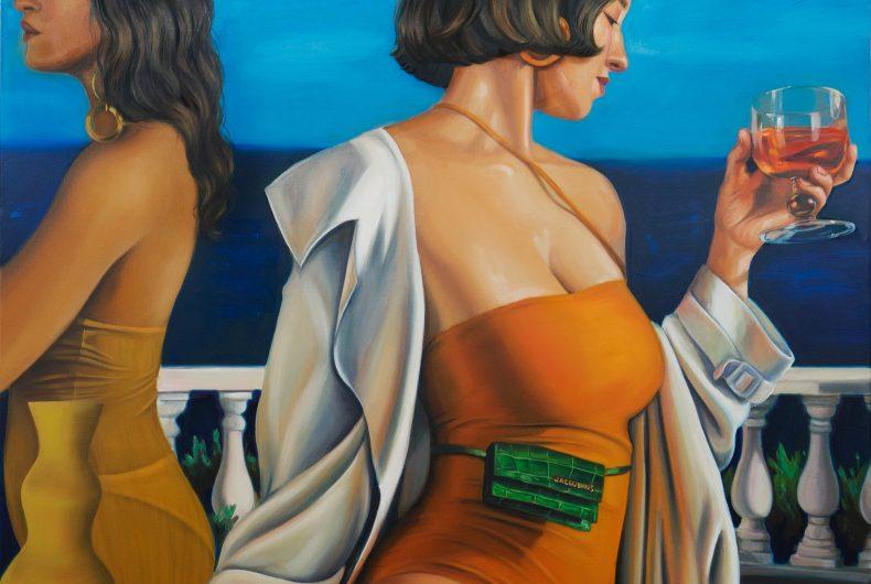 La Riviera, la nuova campagna di Jacquemus firmata Chloe Wise