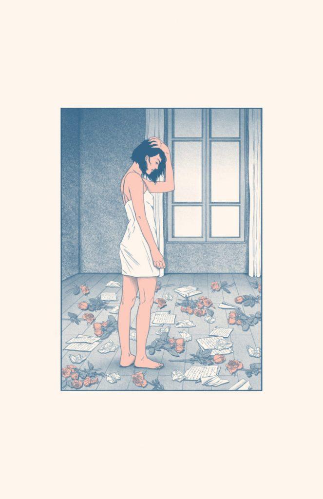 Le illustrazioni e i fumetti di Sarah Maxwell | Collater.al 22