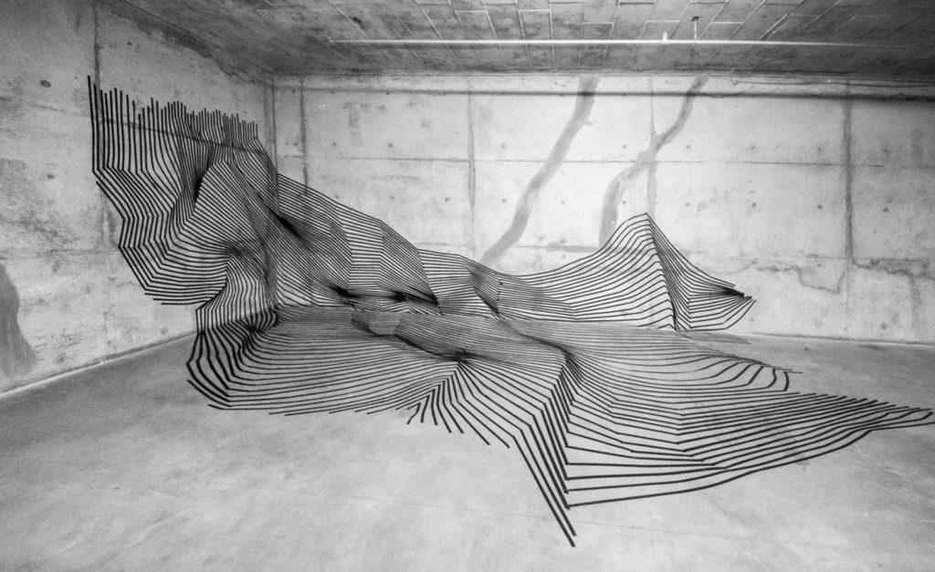 Immersive installations by Darel Carey | Collater.al