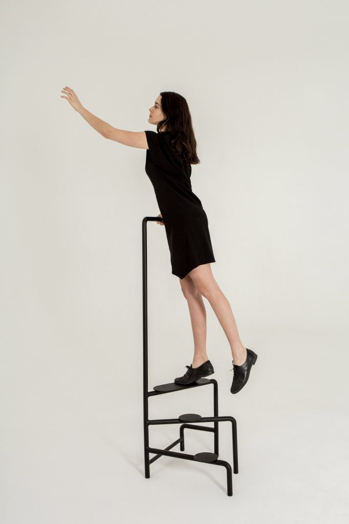 Legs, a furniture collection by Pierre-Emmanuel Vandeputte | Collater.al