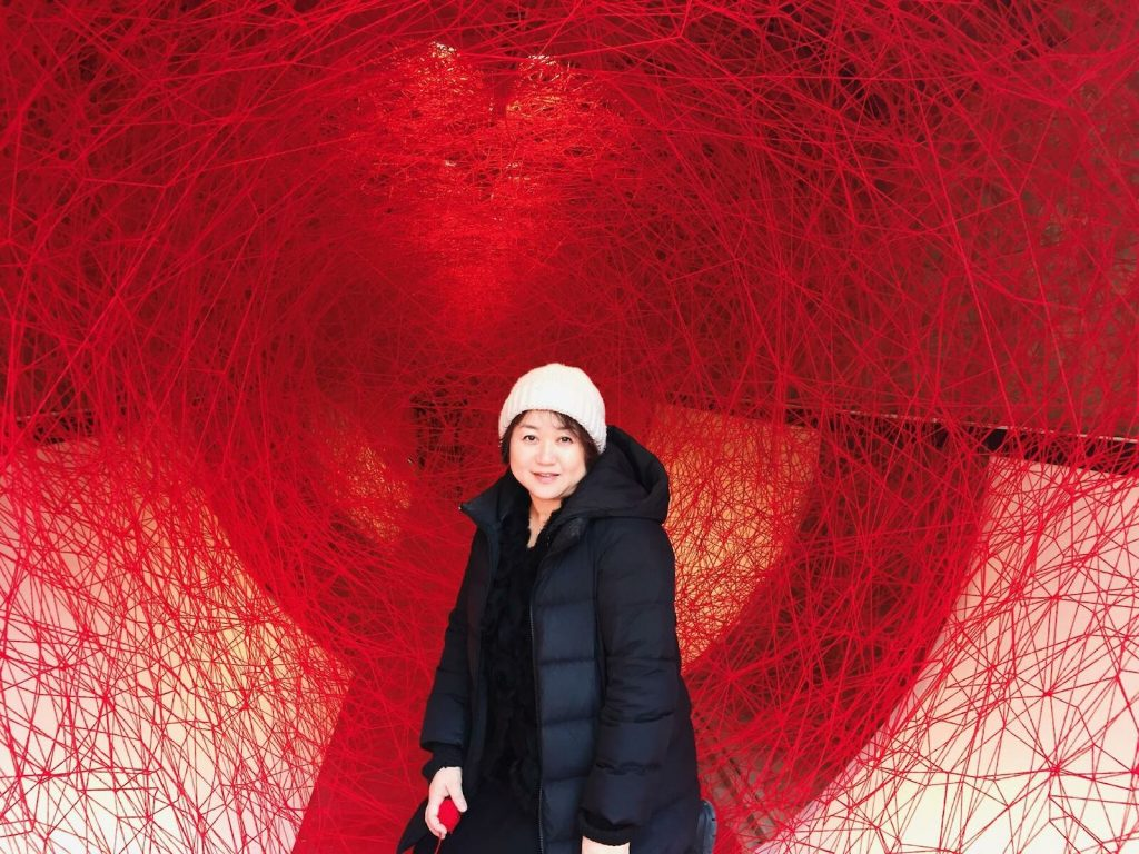 Lifelines Chiharu Shiota | Collater.al
