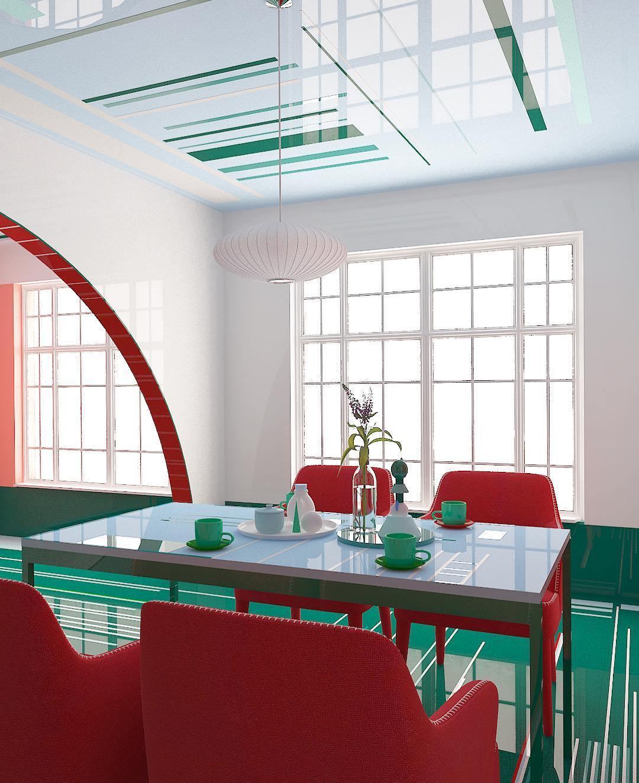 L'interior design secondo il duo Brani & Desi | Collater.al