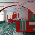 L'interior design secondo il duo Brani & Desi | Collater.al 3