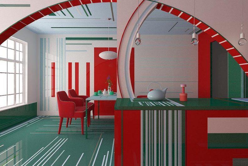 Interior design according to Brani & Desi duo