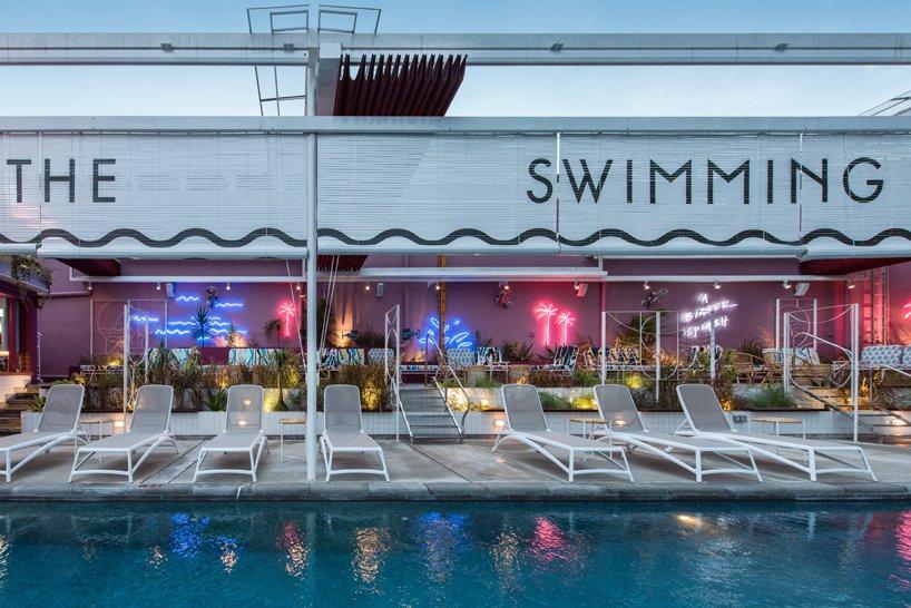 Lo swimming club di Pow Ideas a Kuala Lumpur | Collater.al