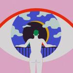L'universo astratto dell'illustratrice Minji Moon   Collater.al 13