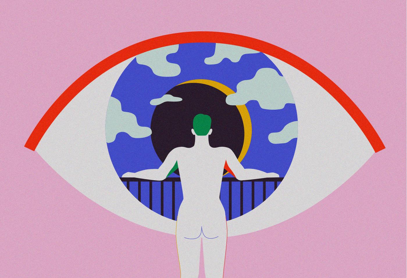 L'universo magico dell'illustratrice Minji Moon