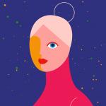 L'universo astratto dell'illustratrice Minji Moon   Collater.al 5