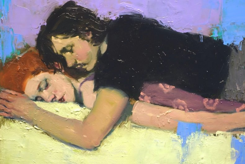 Malcolm T. Liepke paints the deepest emotions