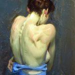Malcolm T. Liepke, dipinge le emozioni più profonde | Collater.al 20