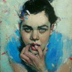 Malcolm T. Liepke, dipinge le emozioni più profonde | Collater.al 4