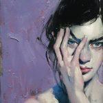 Malcolm T. Liepke, dipinge le emozioni più profonde | Collater.al 5