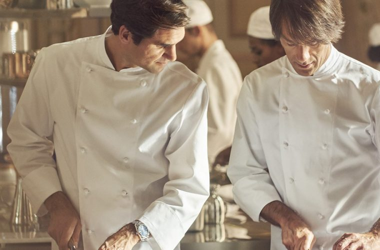 Master of Pasta: The Party, Federer e Oldani di nuovo insieme per Barilla