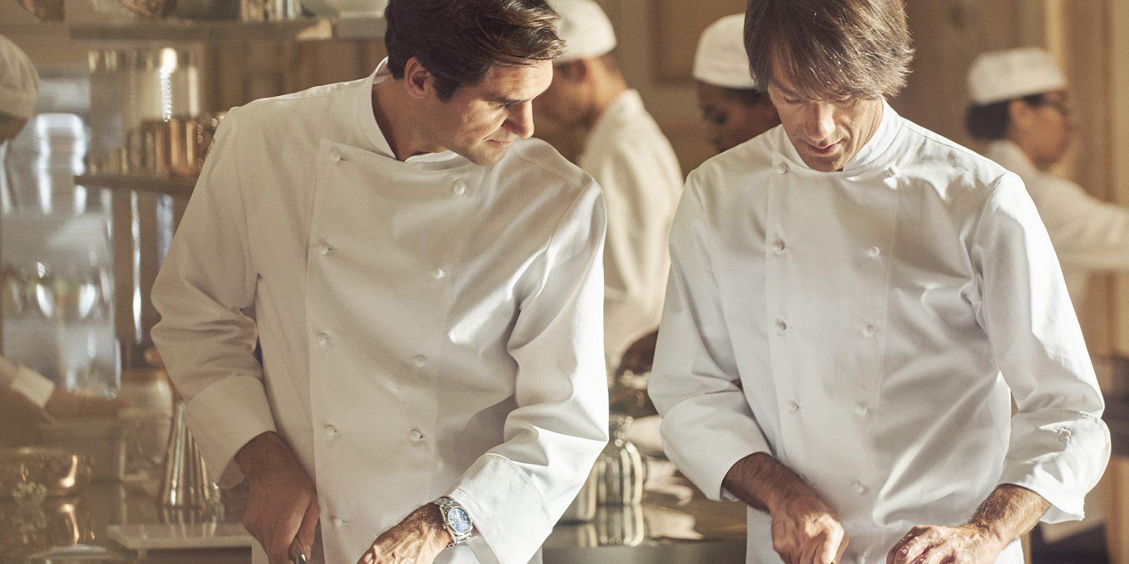 Master of Pasta: The Party, Federer e Oldani di nuovo insieme per Barilla