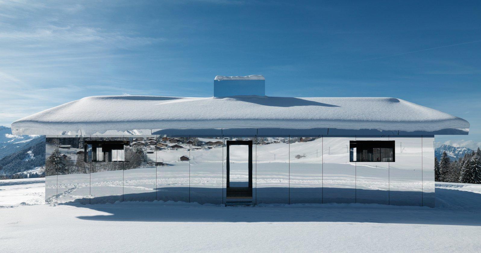 Mirage Gstaad, la nuova opera di Doug Aitken | Collater.al
